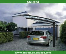 metal car canopy for car parking