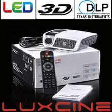 3D Full HD Mini Theater Led Projector C5D Home Cinema 1080P 1280*800 USB HDMI TF
