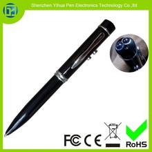 New design 650NM 1-5MW 4-in-1 red laser pen (red laser pointer,UV led 375-380NM,White LED lighting,Ballpoint)
