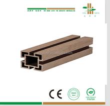 Durable/Formaldehyde-free wood plastic compositec fence&railing
