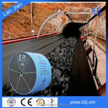 ISO certified epdm material industrial heat resistance rubber bands for convey hot material (manufacturer)