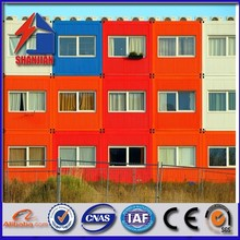prfebricated container house low cost with good quality