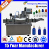 10% off full automatic e-liquid pet bottle/glass bottle filling and capping machine(shanghai manufacturing)