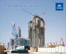 YUTONG YTQU55B Hydraulic Crawler Crane