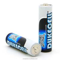 DUKECELL BRAND 1.5V R6 AA ALKALINE DRY BATTERY