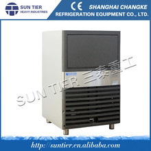 Commercial flake & snow ice machines to make ice for beverage equipment