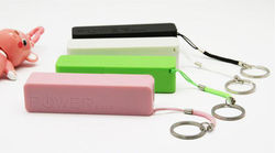 Hight quality products promotion gifts perfume power bank 2600mah for mobile phone