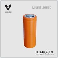 MNKE 26650 battery for Ecig Mechanical Mod from Vapor Tech