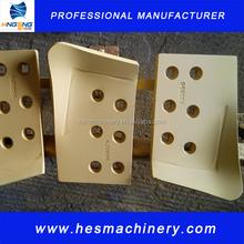 6J0895/6J0896 Heat treated 30MnB steel Bulldozer end bit