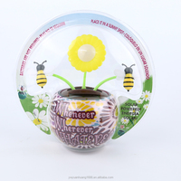 solar flower pot shake solar toys flower for car decorative gift sun doll factory wholesale gifts and toys