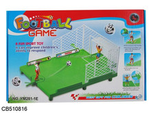 Plastic DIY Desktop Table Top Football Game For Children