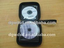 New CD / DVD Wallet Storage Case