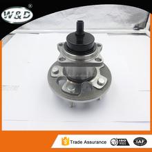 High configuration trade assurance support wheel hub bearing unit KWD1201KS