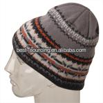 High quality Plain New style crochet beanie helmet
