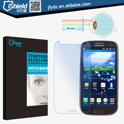 anti blue light 9h hard hd clear anti explosion mobile screen guard for samsung galaxy s3 i9300