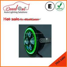 Qeedon after market emark dot 7inch electric car wheel motor