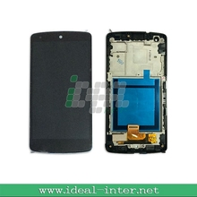 Original For LG Nexus 5 D820 LCD Assembly +touch screen+Frame