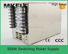 220v to 12v 40a switching power supply,12v switching power supply schematic,variable switching power supply with CE SP-500-12
