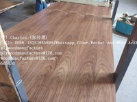 American E-sharp line 18MM Natural walnut plywood