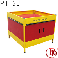 PT-28 folding promotion table stand