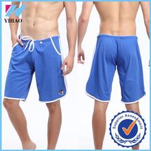 Yihao Custom Made Gym Sportswear Shorts for Men Loose Basketball Crossfit Shorts 2015