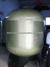 Manufacturer supply FRP pressure vessel FRP pressure vessel for RO preteatment Manufacturer supply FRP high pressure vessel