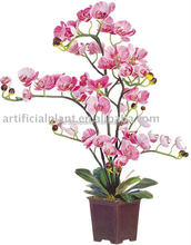 2015 wholesale 15-150cm artificial natural touch orchid flowers