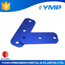 Good quality reasonable price sheet metal fabrication as stamping parts with anodized finish sheet metal fabrication factory
