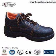 Brand Name Confortable Composit Toe Cap Safety Shoes Factory