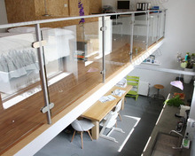 Architectural Handrail Systems/architectural railing