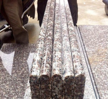 Luxury granite escadas granito moderna escadas