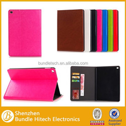 New arrival for Apple ipad Air 2 case cover,for ipad air 2 leather case china computer parts