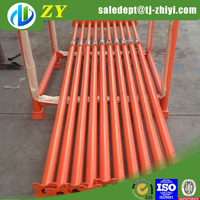 Adjustable construction used steel props and scaffolding prop