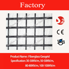 30-30 glassfiber geogrid with CE mark