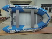 rigid inflatable boat with ce made in china