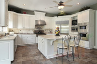 Gorgeous ready made kitchen cabinets America