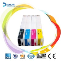 wholesale empty for HP 980 refill ink cartridge auto reset chip