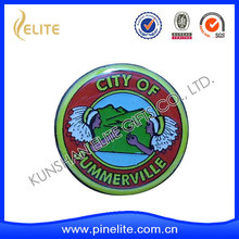 Plated Souvenir Old Glod World Class Coin from China Suppliers with Ribbon