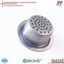 OEM ODM customized shower drain strainer/sink drain parts/bathroom sink drain parts