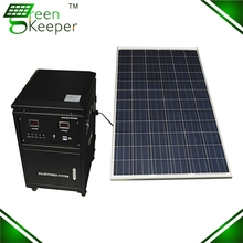 2000w solar off grid system/ 2000w home solar pane kit/ solar panel home power station