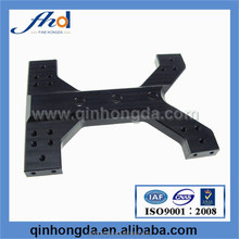 CNC steel machining laser cutting process products