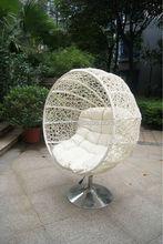 Rattan hammocks/ patio wicker chair/ outdoor adjustable swing chair