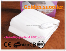 factory OEM ODM wholesale electric blanket Polyester Blanket