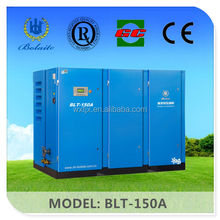 Long Lifetime Belt Driven Air Cooling Air Compressor In China