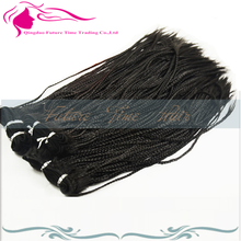 Synthetic marley hair braid for Africa woman