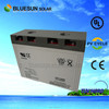 Ups Usage and solar system storage best 2v1500ah marine batteries with deep cycle type