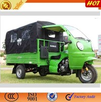 water cooled diesel tricycle for Passenger hot sale