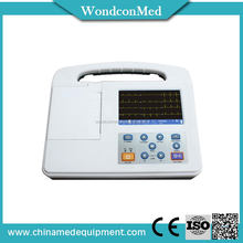 Super quality hot sell hot sale 6 channel ecg machine
