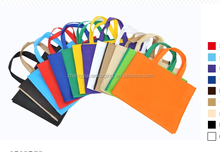 Non-woven bagsnon-woven fabric Clear PVC Plastic Bag PVC Package Bag
