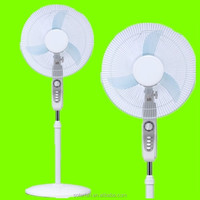 HOT SELL GOOD QUALITY solar dc12V fan /AC-DC rechargeable fan with battery MODEL:MD-426
